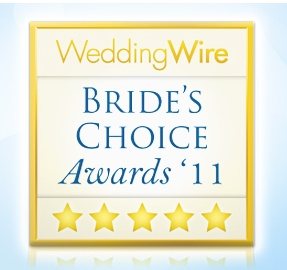 Wedding Wire 2011 Award